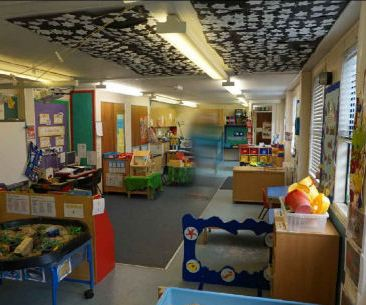 Hermitage Park Nursery before refurbishment 1